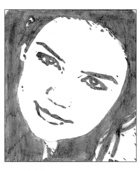 Katie Holmes by Jane